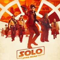 Solo A Star Wars Story Panel
