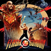 Flash Gordon - 40th Anniversary 4K Collector's Edition