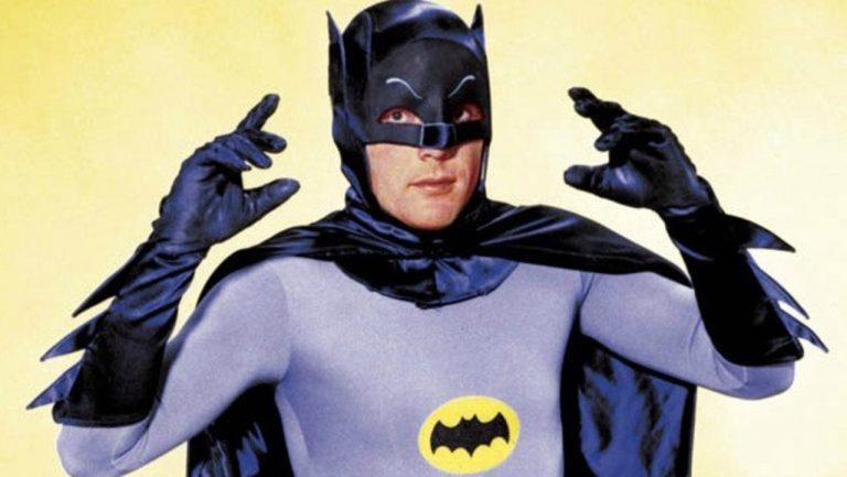 Batman Has Left The Building—Goodbye Adam West