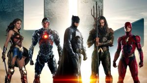 Warner Brother drops first Justice League movie trailer