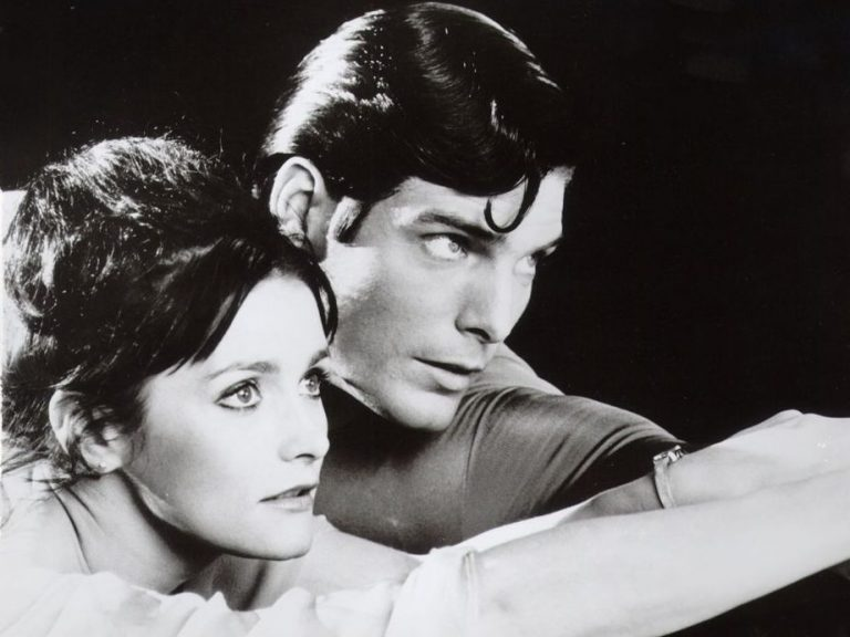 Margo Kidder will always be my Lois Lane