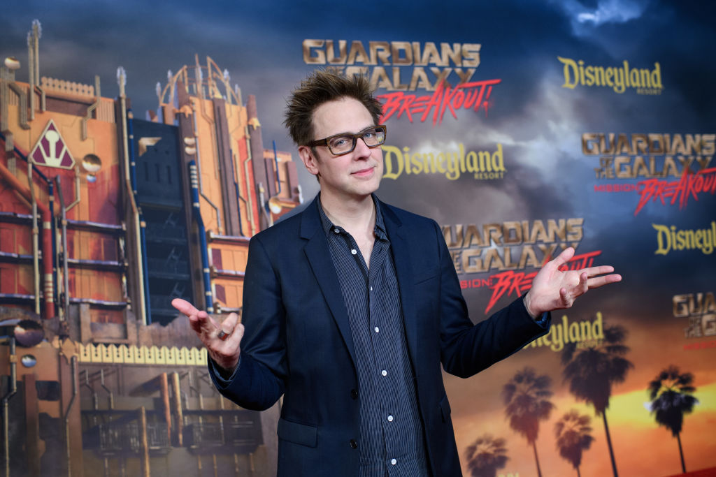 James Gunn back as director for Guardians of the Galaxy 3