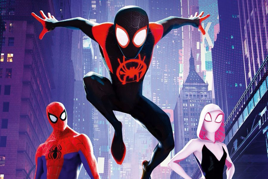 Spider-Man: Into The Spider-Verse is the Best 3D Ever